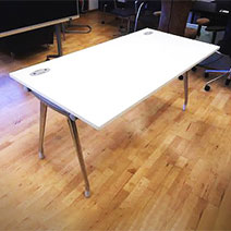Second Hand desks in all shapes and sizes
